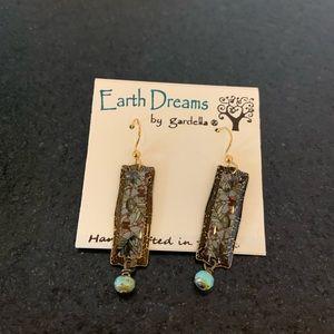 New Earth Dreams Earrings